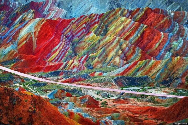 Zhangye-Danxia-Landform-3