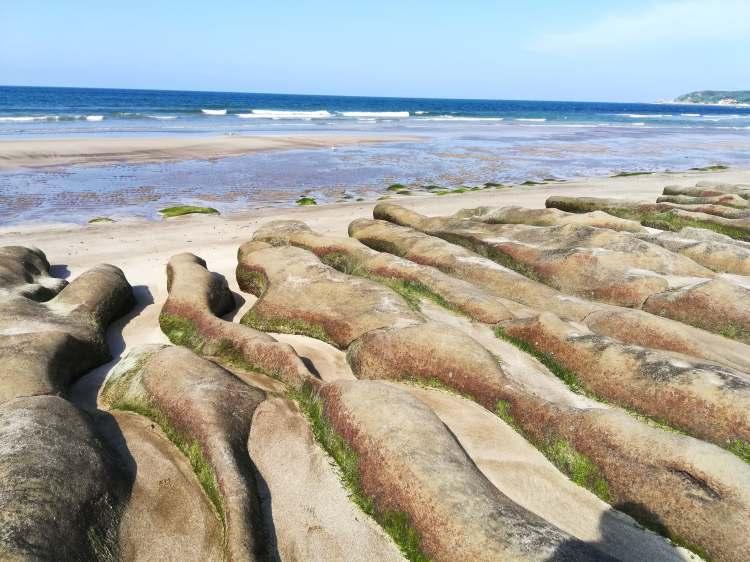 Laomei Green Reef Shimen Taiwan 2018